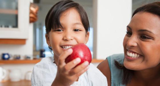Fuentes naturales de azúcar para niños