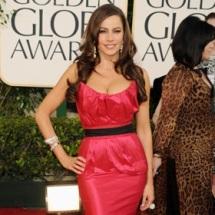 Vestidos exclusivos se lucieron en los Globos de Oro 2011.