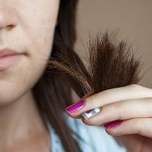Mascarilla para eliminar las horquillas y puntas abiertas del cabello