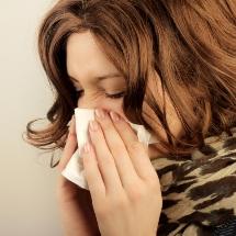 Jugo para eliminar las alergias.