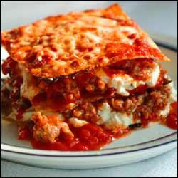 Receta para preparar Lasagna