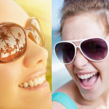 Lentes de sol según el color de tu piel.