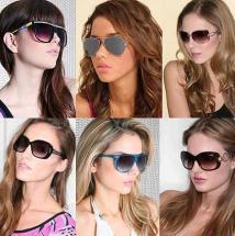 Elige tus lentes de sol segúnla forma de tu rostro.