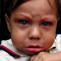 Cómo ayudar a un niño llorón.