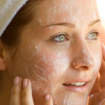 Mascarilla de maní para nutrir tu piel.