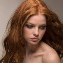 Hidratante natural para el cabello seco.