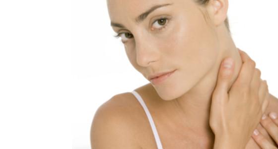 Mascarilla de sábila prevenir y combatir las arrugas del cuello