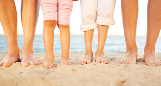 Tips para prevenir la micosis en los pies