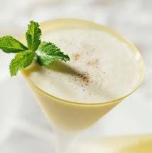 Milkshake de vainilla casero