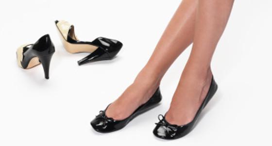 3 mitos de los zapatos sin taco