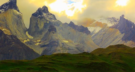 La montaña de las dificultades