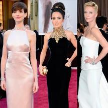 Los vestidos del Oscar 2013.