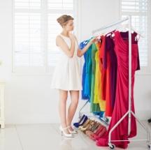 Descubre tu personalidad según el color de tus prendas.