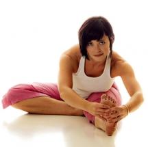 Pierde peso con un sencillo ejercicio de Yoga.