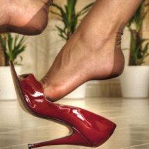 Piernas y pies hinchados ¡No!