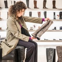 Tips para elegir botas de acuerdo a tus piernas.
