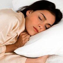 Receta casera para dormir mejor.