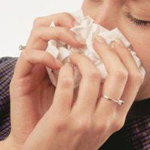 Remedio casero contra la gripe.