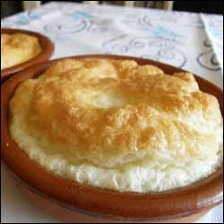 Disfruta de un delicioso Suflé de Queso y Espárragos ¡Inténtalo!