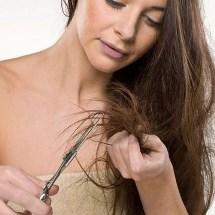 Tip para reparar el cabello seco y dañado.