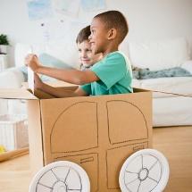 Tips para evitar que tus hijos se lastimen con sus juguetes.