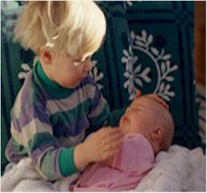 Preparando a su Hijo para la Llegada de un Nuevo Bebé