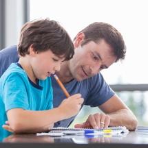 Tips para ayudar a tu hijo a concentrarse.