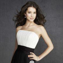 Tips para combinar correctamente tus prendas blancas y negras.