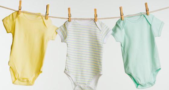 Tips para cuidar la ropa de tu bebé