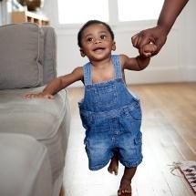 Tips para enseñarle a caminar a tu bebe.
