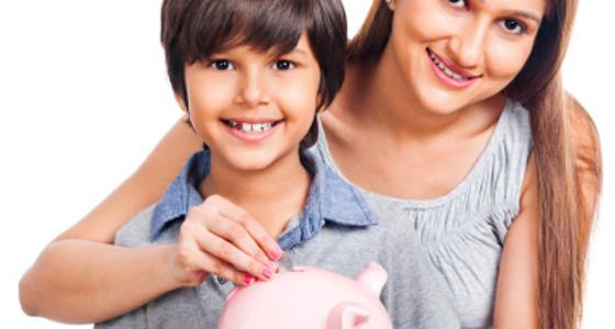 Tips para enseñarles a tus hijos a valorar el dinero