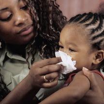 Tips para evitar las alergias en niños.