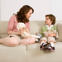 Tips para hablar con tus hijos pequeños de sexualidad.