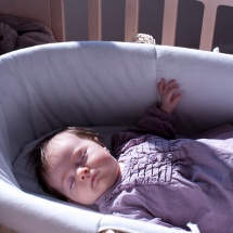 Tips para iluminar correctamente el sueño de tu bebé.