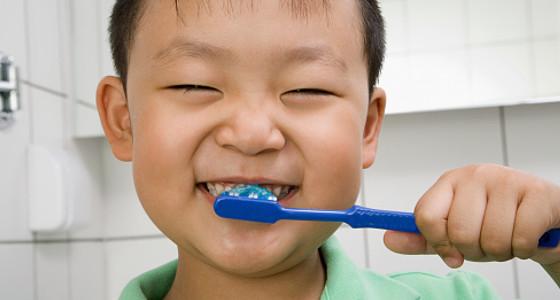 Tips para crear hábitos de salud bucal en niños