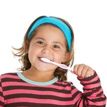 Tips para la higiene bucal de tus hijos.