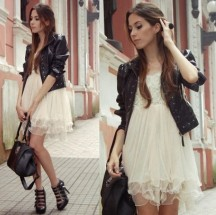 Tips para elegir un vestido blanco.
