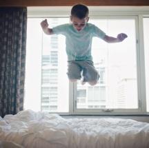 Tips para  mantener ocupado a un niño inquieto.