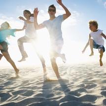 Tips para organizar a tus hijos en vacaciones.