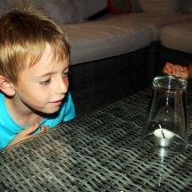 Tips para prevenir incendios provocados por niños.