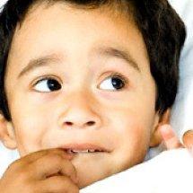 Tips para tratar a un niño ansioso.