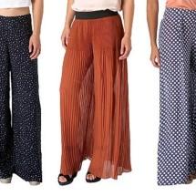 Tips para usar pantalones anchos.