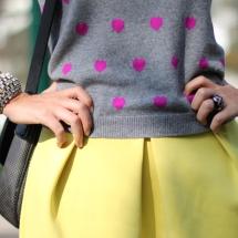 Tips para lucir una chompa con estilo.
