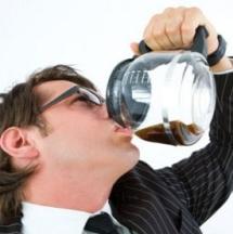 Remedio casero para el síndrome de abstinencia a la cafeína.