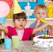 Cuatro tips para ahorrar en el cumpleaños de tus hijos.