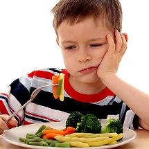 Trucos para que tus hijos coman.