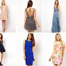 Elige el vestido perfecto según la forma de tu cuerpo.
