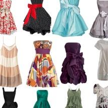 Cuatro vestidos que sí o sí debes tener en tu armario